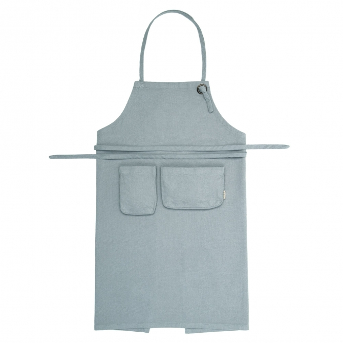 Apron Kid sweet blue - Numero 74
