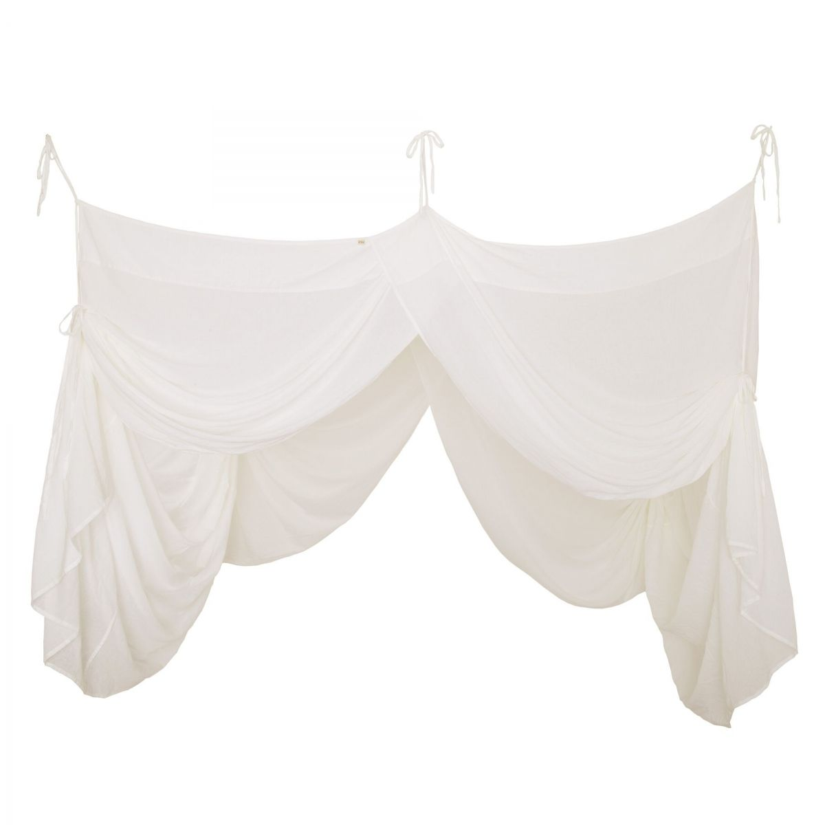 Numero 74 Bed Canopy Drape natural