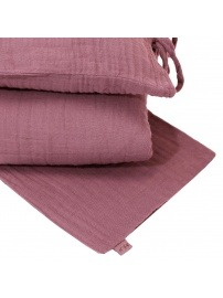Duvet Cover Set bobab rose - Numero 74