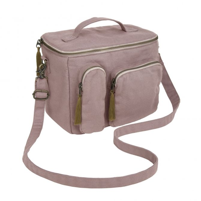 Numero 74 Picnic & Lunch Bag dusty pink