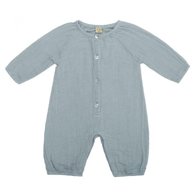 Leni Jumpsuit Baby sweet blue - Numero 74
