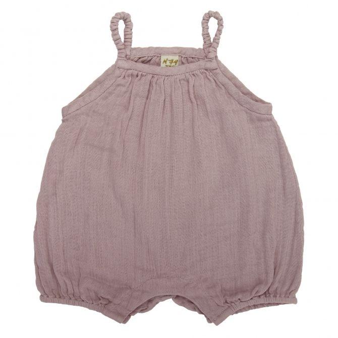 Lolita Romper Baby dusty pink - Numero 74