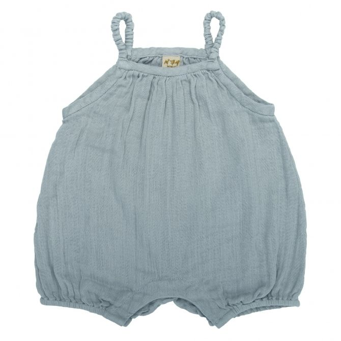 Lolita Romper Baby sweet blue Numero 74 Baby clothing