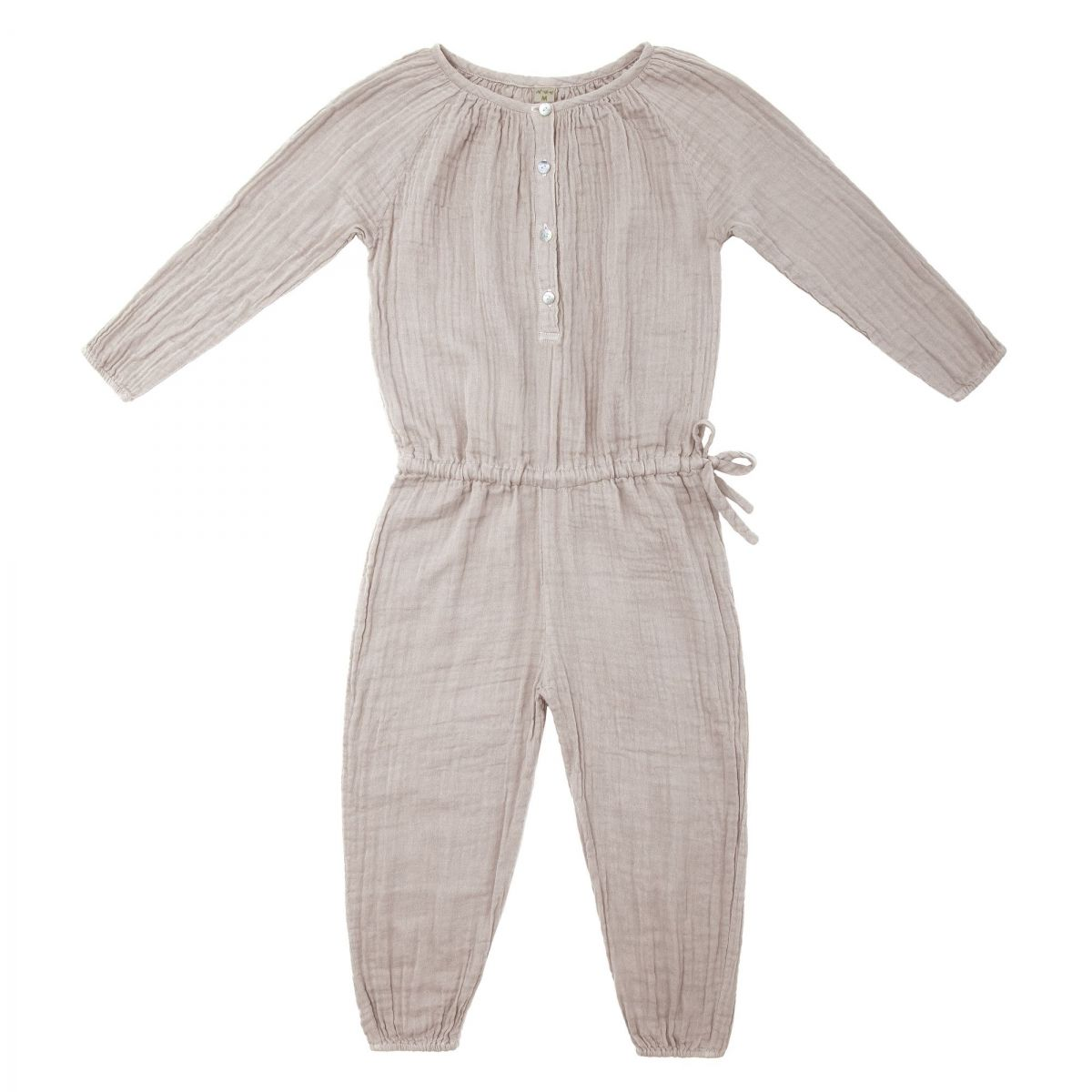Naia Jumpsuit Kid powder - Numero 74