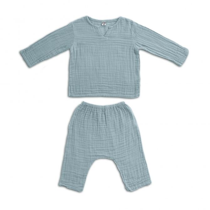 Numero 74 Zac Suit Baby & Kids sweet blue