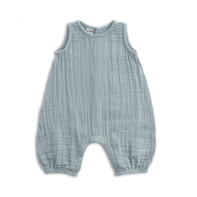 Stef Combi Baby sweet blue Numero 74 Baby clothing