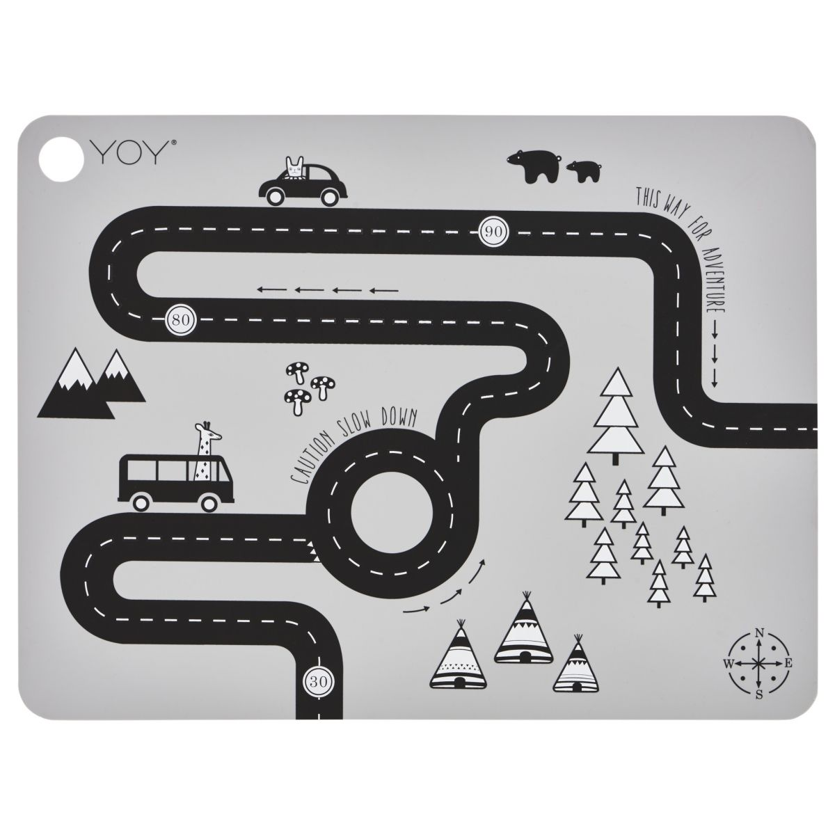 OYOY Placemate Adventure