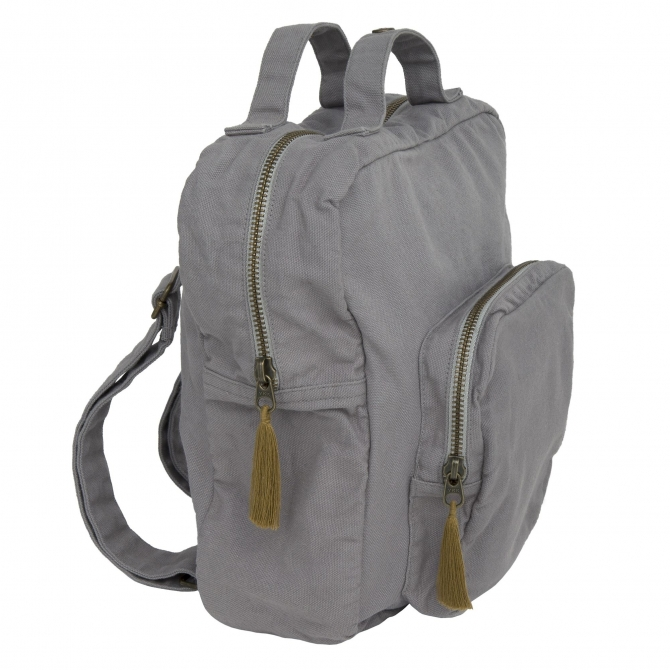 Backpack stone grey Numero 74 Accessories