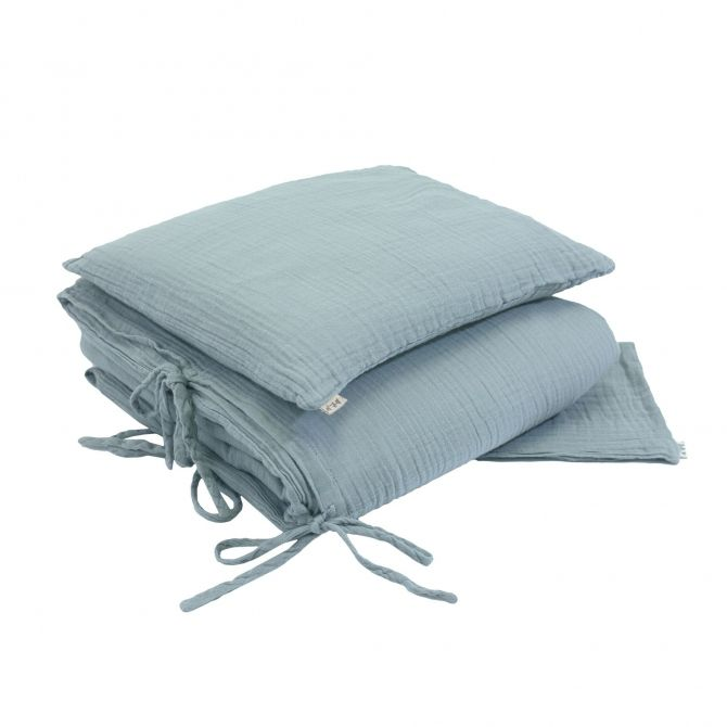 Numero 74 Duvet Cover Set sweet blue