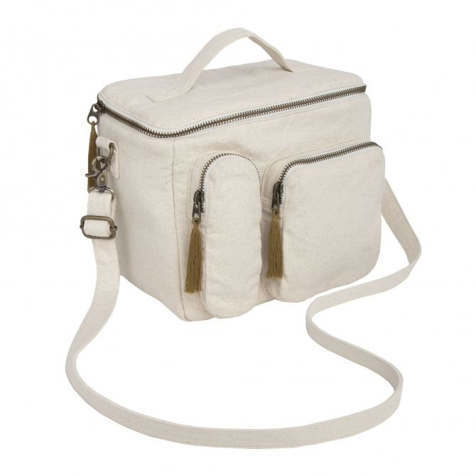 Picnic & Lunch Bag natural Numero 74 Womens clothing