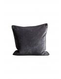 Cushion cover velvet storm
