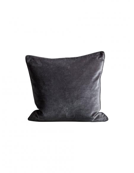 Tine K home - Cushion cover velvet storm - 1