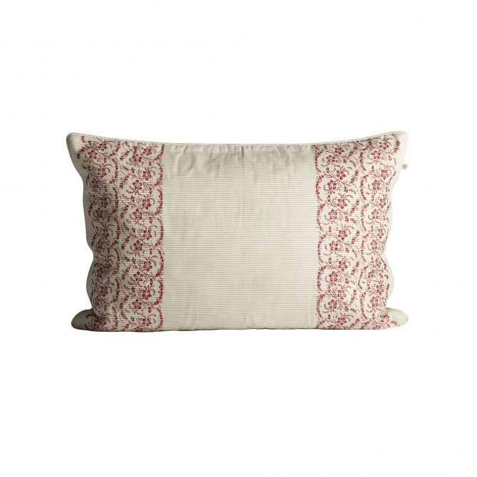 Cushion cover with small flowered print - Tine K home