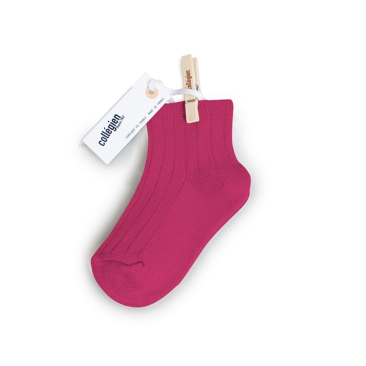 Skarpetki Lady Pink różowe - Collégien