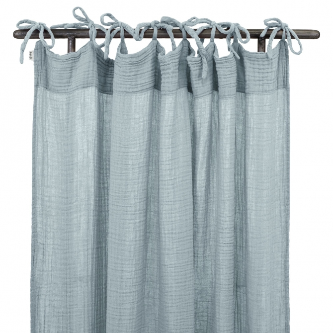 Flat Curtain sweet blue - Numero 74