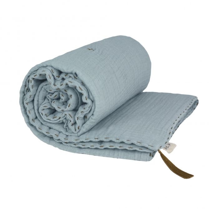 Numero 74 Winter Blanket sweet blue