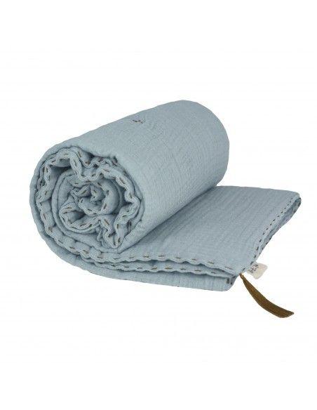 Numero 74 Winter Blanket sweet blue