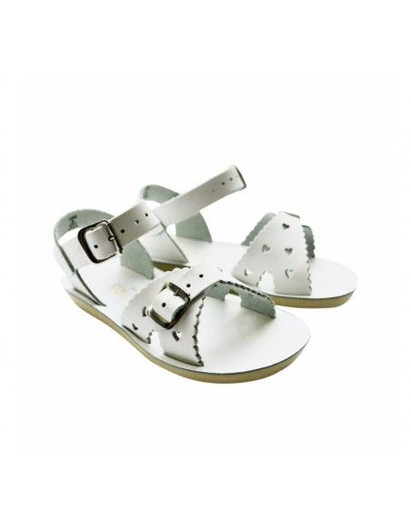 Sandals Sweetheart white - Salt Water
