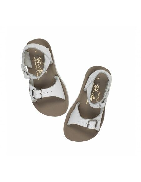 Salt Water Sandals Surfer white