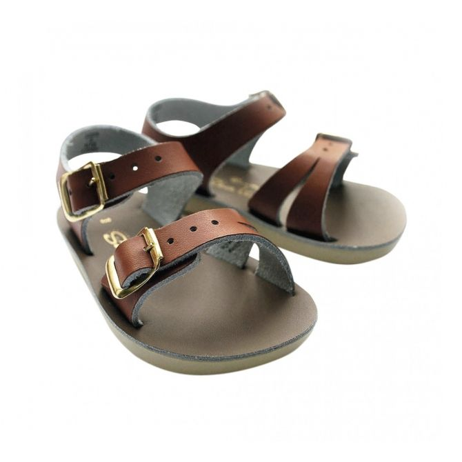 Salt Water Sandals Seawee tan