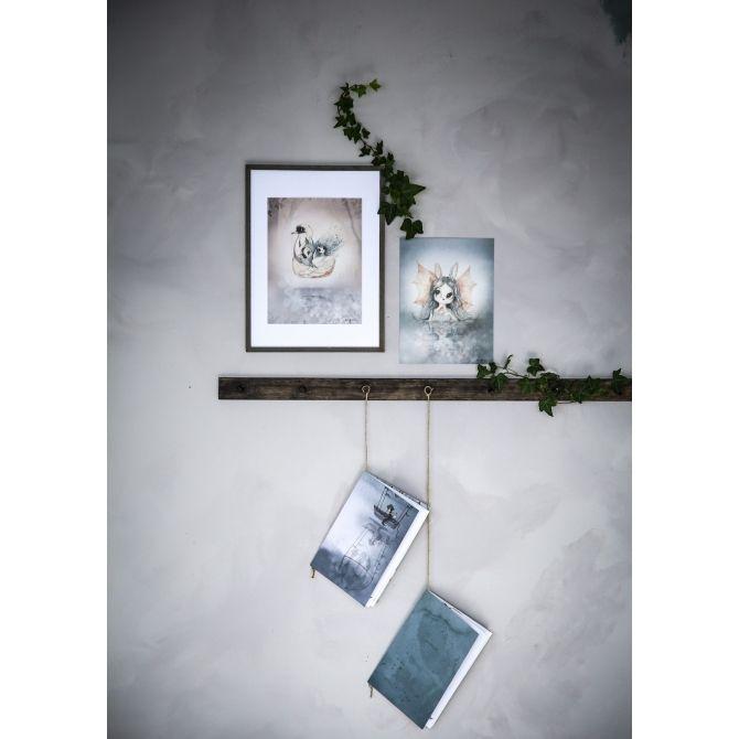 Komplet kartek Bianca/ Swan Boat - Mrs. Mighetto