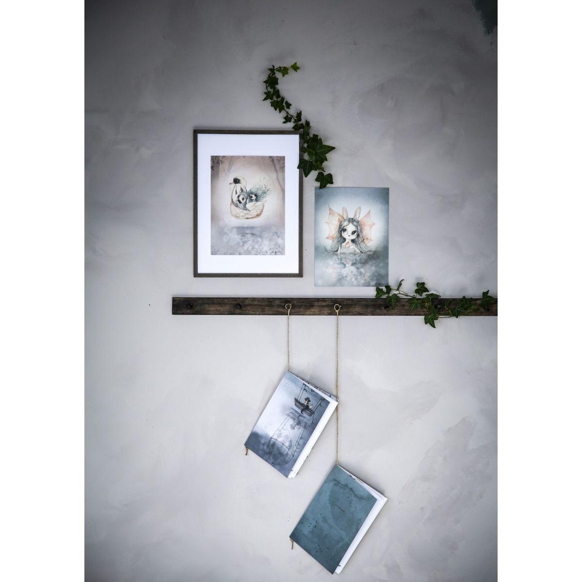 Mrs. Mighetto Komplet kartek Bianca/ Swan Boat
