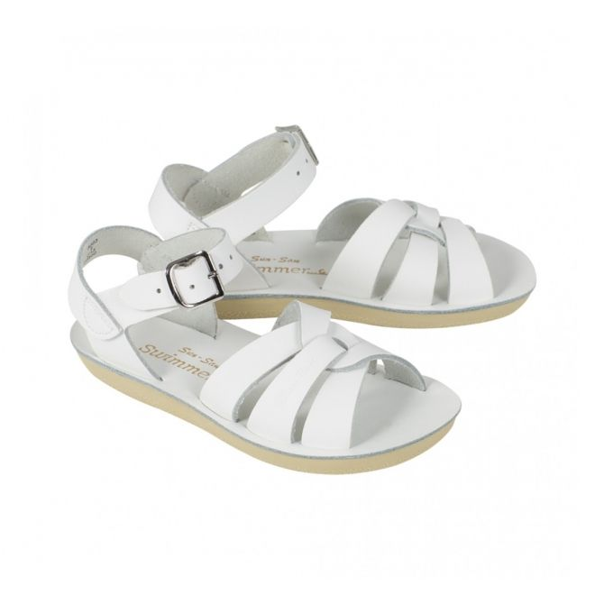 Salt Water Sandals Swimmer white