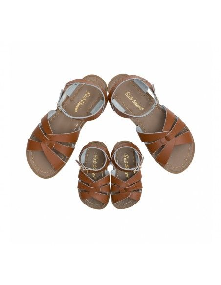 Salt Water Sandals Salt-Water Original adult tan