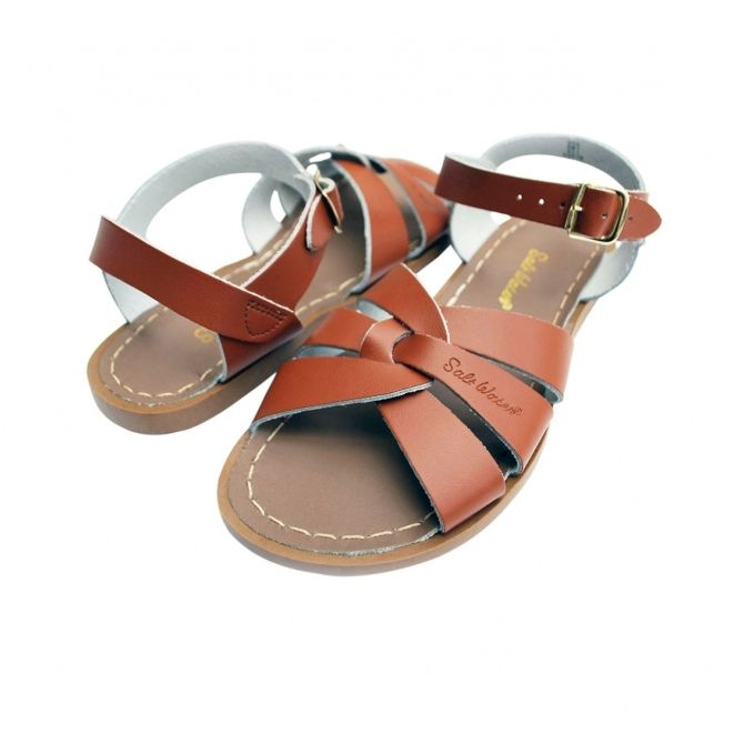 Sandals Salt-Water Original adult tan - Salt Water