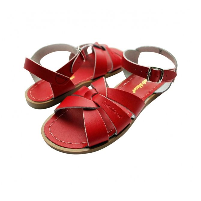 Salt Water Sandals Salt-Water Original red