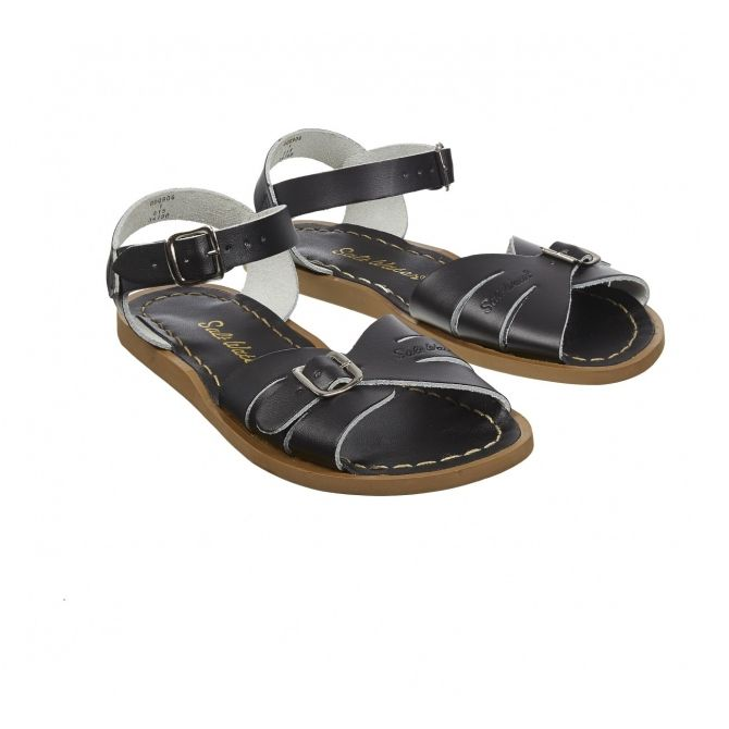 Sandals Salt-Water Classic adult black - Salt Water