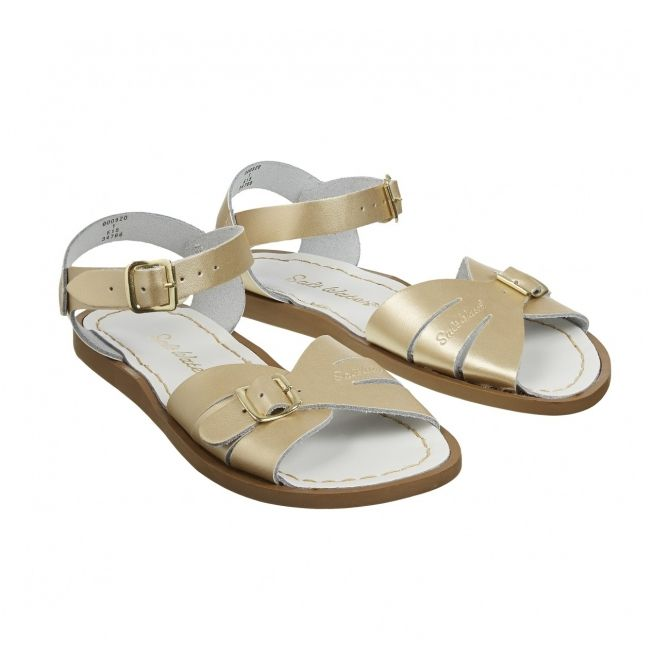 Sandals Salt-Water Classic gold - Salt Water