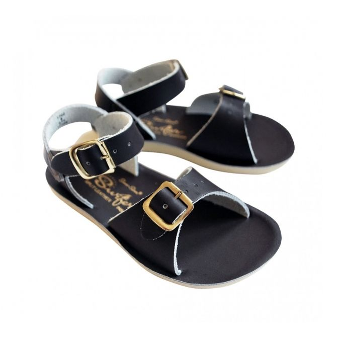 Salt Water Sandals Surfer brown