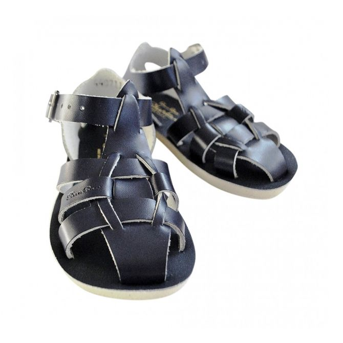 Sandals Shark navy - Salt Water