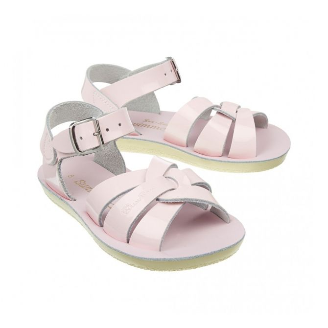 Salt Water Sandals Swimmer Shiny pink