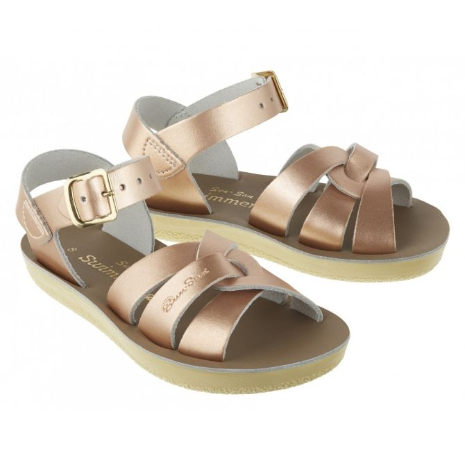 Sandals Swimmer rose gold - Salt Water