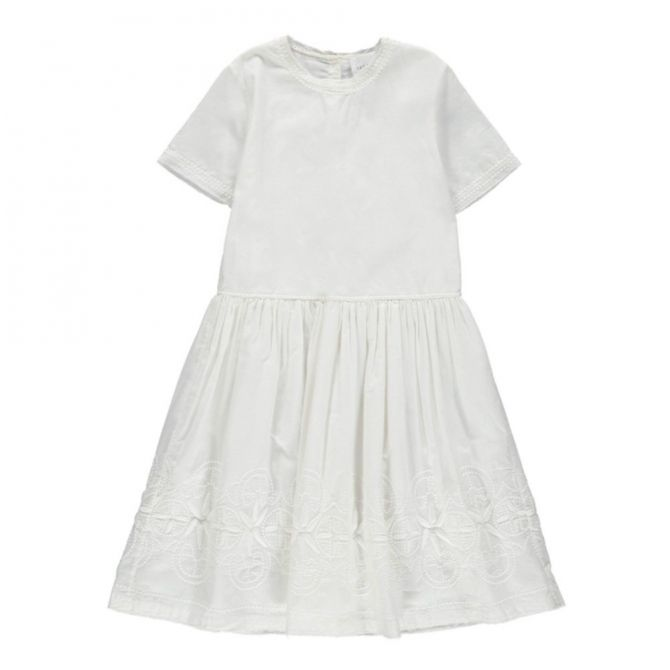 Dress Florence offwhite - Les Coyotes de Paris