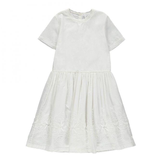 Sukienka Florence biała - Les Coyotes de Paris