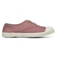 Lacets Tennis Dusty pink adults pink