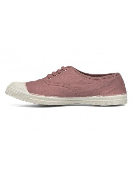 Bensimon Lacets Tennis Dusty pink adults pink