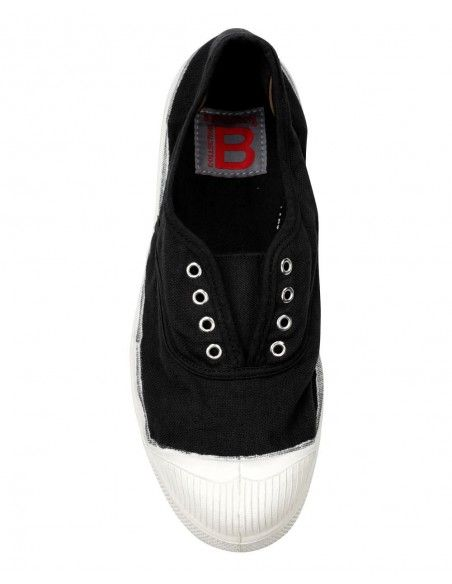 Bensimon Tennis Elly Carbon adults black
