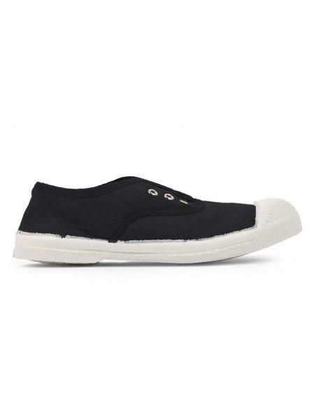 Tennis Elly Carbon adults black - Bensimon