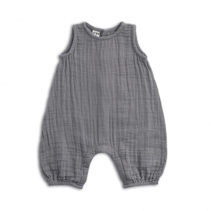 Stef Combi Baby stone grey - Numero 74