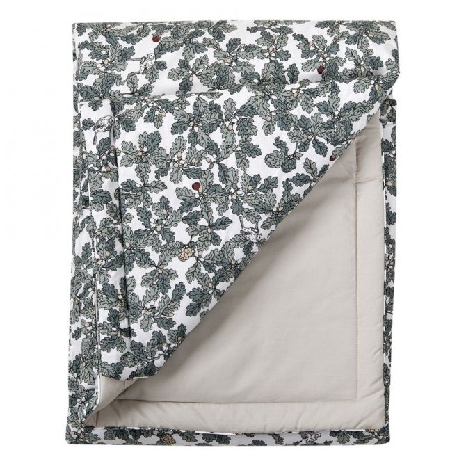 Woodlands Bed Cover green - Garbo & Friends
