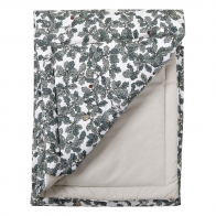 Woodlands Bed Cover green