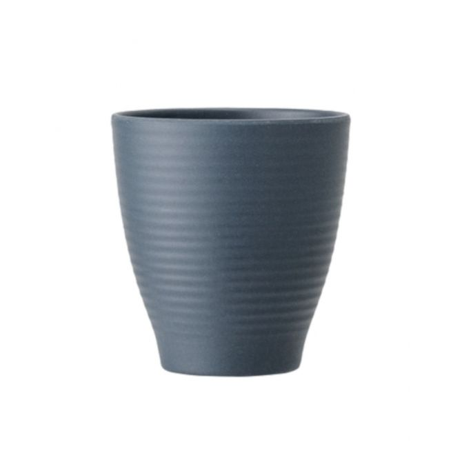 Bloomingville Java Cup bamboo blue