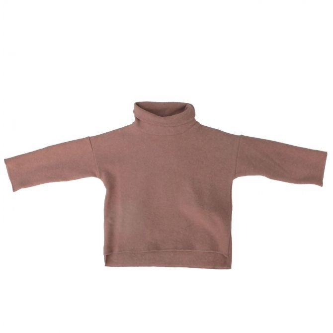 Sweater Rosa pink - Babe & Tess