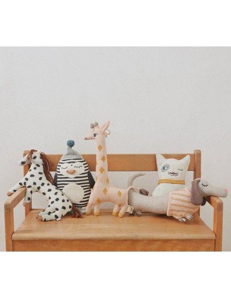 Poduszka Żyrafa Guggi Zabawka - OYOY