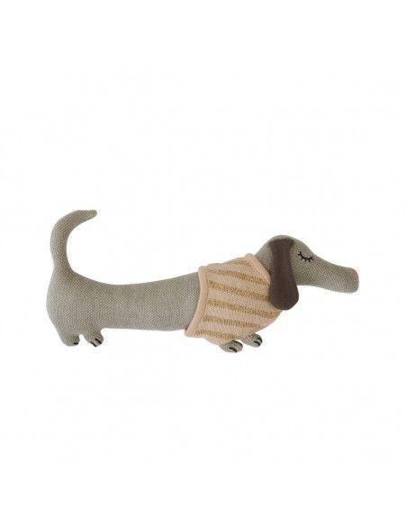 OYOY Poduszka Daisy Zabawka Pies