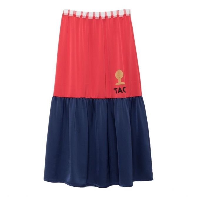 The Animals Observatory Skirt Ladybug Kids red/blue
